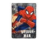 Marvel Spiderman Kuscheldecke Fleece Decke