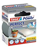 tesa Gewebeband, extra Power Perfect, grau, 2,75m x 38mm
