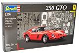 Ferrari 250 GTO Coupe Rot 07077 Bausatz Kit 1/24 Revell Modell Auto