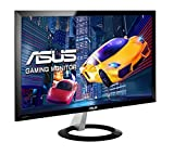 "ASUS VX238H - Monitor LED de 23"" (1920 x 1080p Full HD, HDMI x2, D-sub, DVI-D, 1 ms, Altavoces), color negro"