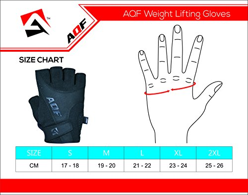 Aqf Weight Lifting – Weight Lifting Gloves