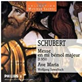 Schubert:Messe d.950/Ave Maria