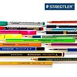 Staedtler 351 B WP6 Board-Marker Lumocolor whiteboard marker, Staedtler Box mit 6 Farben - 6