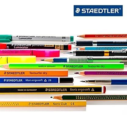 518FdK9C7RL. SS416  - Staedtler Triplus Textsurfer Subrayador, juego de 4(362SB4)