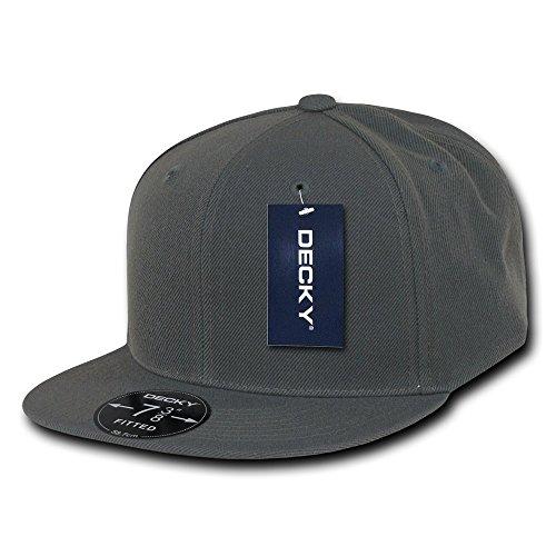 Decky Retro Fitted Caps Head Wear, Herren, anthrazit, Size 27 Preisvergleich