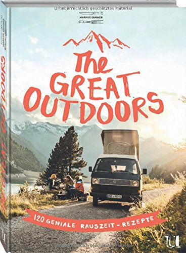 Buchseite und Rezensionen zu 'The Great Outdoors' von Markus Sämmer