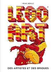 Lego Art - tome 1 - Lego Art : Des artistes et des briques