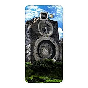 Stylish Speaker Of Rocks Back Case Cover for Galaxy A7 2016