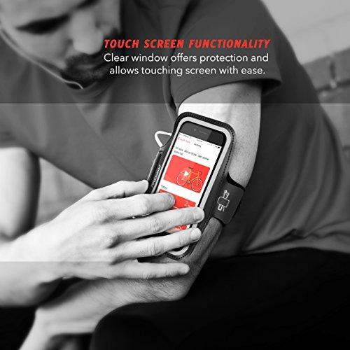 518FhLLhK7L - [amazon] iPhone Sportarmband von Mpow für nur 4,90€ inkl. Versand mit Gutscheincode *PRIME*