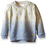 Rosie Pope Little Boys Ombre Banana Sweatshirt