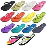 SUGAR ISLAND®Damen-Mädchen-Flip Flop Summer beach Pool Schuhe
