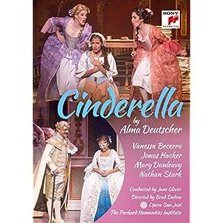 Alma Deutscher - Cinderella [DVD]