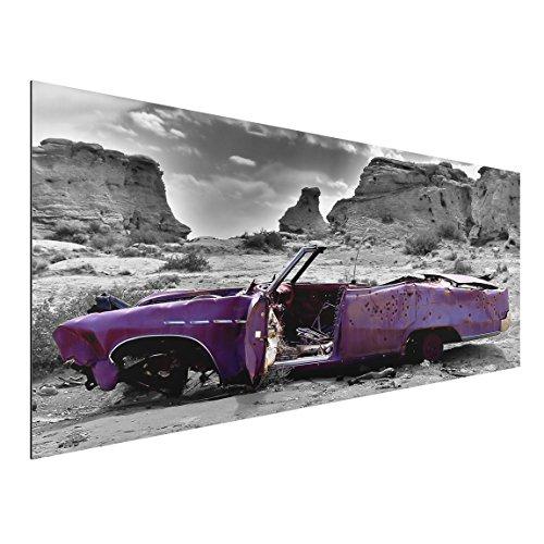 alluminio-print-quadro-cadillac-rosa-panorama-orizzontale-bianco-40x100-000