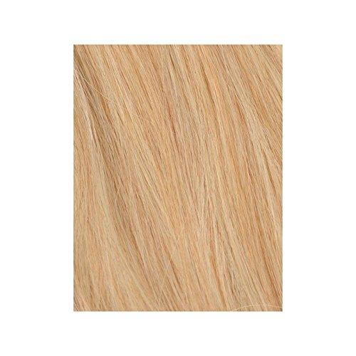 Beauté Fonctionne Extension De Cheveux Swatch 100% Couleur Remy - Boho 613/27 Blond