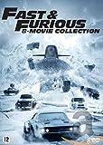 DVD - Fast & Furious 1-8 (1 DVD)