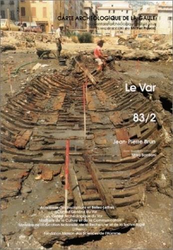 Carte archéologique de la Gaule : Var 83/2