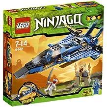 LEGO Ninjago 9442 - El Caza Supersónico de Jay