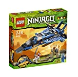 LEGO Ninjago Playthème - 9442 - Jeu de Construction - Le Supersonic de Jay