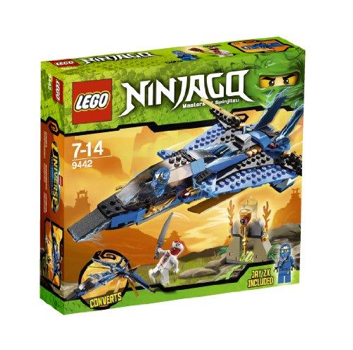 LEGO Ninjago 9442 - Jays Donner-Jet