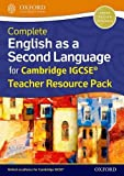 English As A Second Language For Cambridge Igcse Teacher Resource Pack