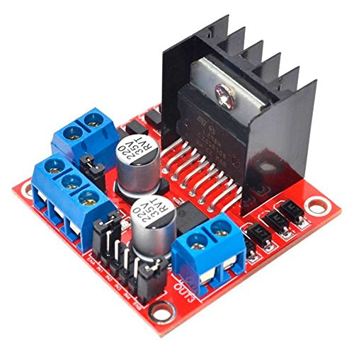 Amazon.es - L298N Motor Driver Controller Board