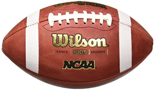 Wilson Football NCAA 1005 Traditiona, braun