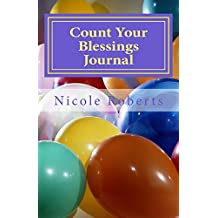 Count Your Blessings Journal