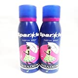 Sparkle Shadow Parfum Spray - For Women - 150 ML PACK OF 2