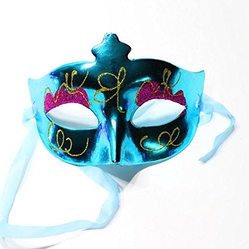 Maskerade Extravagante Masken (YUYU Halloween Kostüm Party extravagante sexy Maske Erwachsenenmaske (2) ,)