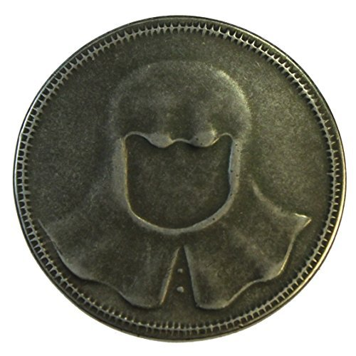 Image of Game of Thrones: Fully Licensed Iron Coin of the Faceless Man