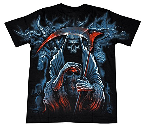 T-Shirt *ROCK EAGLE* Heavy Metal Biker Tattoo Rocker Gothic (S - XXXL) 4007