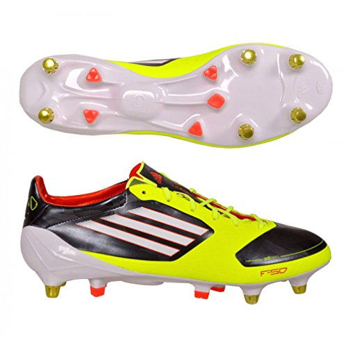 Adidas F50 adizero XTRX SG (1 Paar) [NEU] Schwarz (Adidas Adizero Fußball)