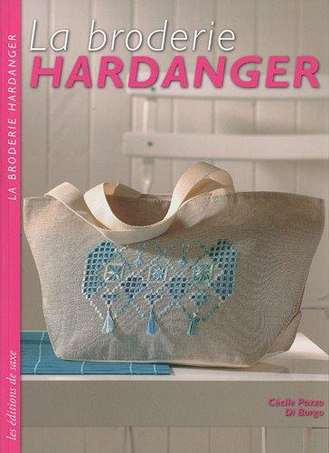 La broderie Hardanger par Cécile Pozzo di Borgo