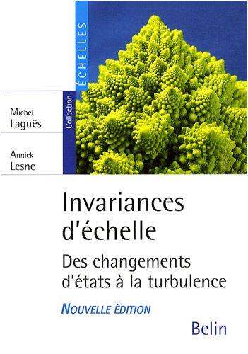 Invariances d'échelle : Des changements d'états à la turbulence