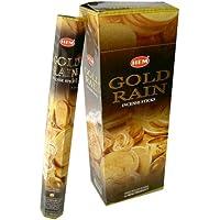 HEM Wierook Gold Rain (6 pakjes) preisvergleich bei billige-tabletten.eu