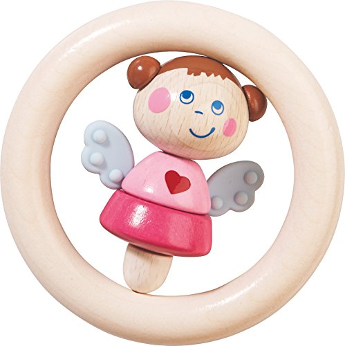 HABA 301980 Greifling Schutzengel Natalie, Kleinkindspielzeug