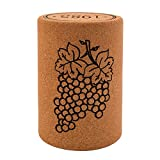 Hocker aus Kork, Form Stopfen Wein