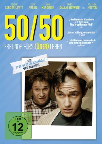 Bild von 50/50 - Freunde fürs (Über)Leben