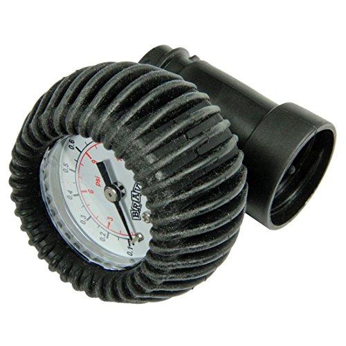Preisvergleich Produktbild Blueborn SP 90 SUP - Manometer für Doppelhubpumpen zum Aufschrauben zwischen Pumpe und Schlauch