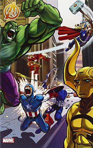 Avengers 20 Variant Edition Daniele Caluri