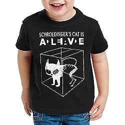Schrödinger Camiseta para Niños