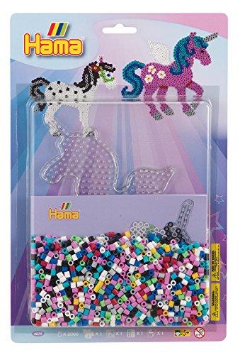 Hama Beads Unicorn Starter Kit