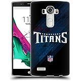 Official NFL Blur Tennessee Titans Logo Soft Gel Case for LG G4 / H815 / H810