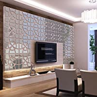 Gnany (TM) Nuovo grande 3D Wall Stickers