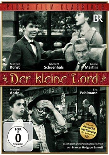 Pidax Film Klassiker Der Kleine Lord Serien Tv Produktionen