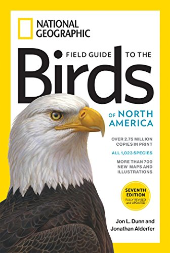 National Geographic Field Guide to the Birds of North America, 7th Edition -