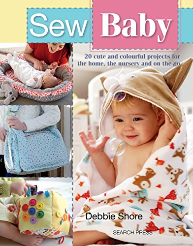 Sew Baby (SEW SERIES) (English Edition) -
