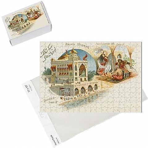 Photo Jigsaw Puzzle of Ottoman Palace - Paris Exhibition