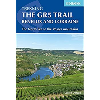 The GR5 Trail - Benelux and Lorraine : The North Sea of the Vosges montain