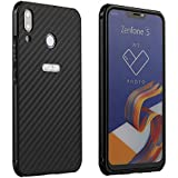Asus Zenfone 5 ZE620KL Case, Danallc Stylish Thin Comfortable Shockproof Backcase Protective Cover Case With Corner Protection Design For Asus Zenfone 5 ZE620KL (Black)